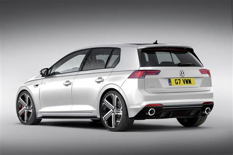New Mk8 VW Golf GTI shapes up - pictures | Auto Express