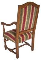 sieges rosieres fauteuils louis xiii pieds os de mouton bobine sieges