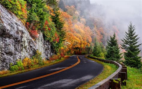 Autumn Roads Wallpapers by Autumn Road Hd Wallpaper Background Image 1931x1210