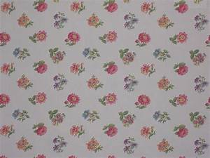 Vintage Fabric Floral : Designer Cotton Fabric ...
