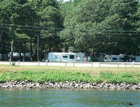 Bourne Scenic Park  Bourne, Ma Campgrounds