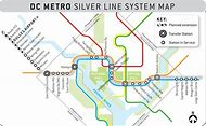 Silver Line Washington Dc Metro Map.Best D C Metro Map Ideas And Images On Bing Find What You Ll Love
