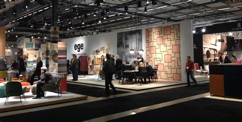 ege carpet stockholm furniture fair brunklaus amsterdam