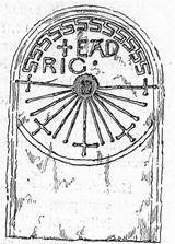 Dial Tide Sundial Drawing Wikipedia Clock Hour Canonical Century Tides Bishopstone Ocean Getdrawings Sussex Hours Ages Middle Wikimedia Commons sketch template