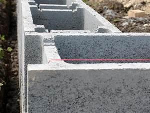 conseils pour des fondations de maison reussies With comment faire des fondations pour une maison