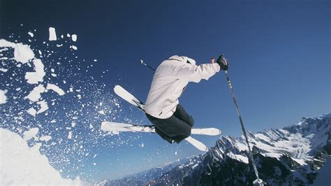 Skiing Background Skiing Background Wallpaper High Definition High