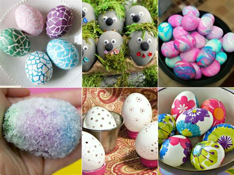 Easter Egg Coloring Ideas by Easter Egg Decorating Ideas It Is A Keeper