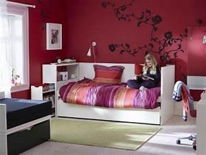 Chambre Ado Fille Ikea : chambre ado ikea 5 photos ~ Teatrodelosmanantiales.com Idées de Décoration