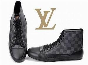 Sneakers Louis Vuitton Homme : vetement et chaussure de marque pas cher magasin de ~ Nature-et-papiers.com Idées de Décoration
