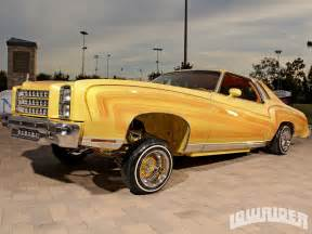 1977 Monte Carlo Lowrider