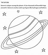 Saturn Planet Coloring Pages Uranus Planets Printable Print Drawing Solar System Clipart Liquid Solid Gas Getcolorings Worksheet Labels Library Getdrawings sketch template