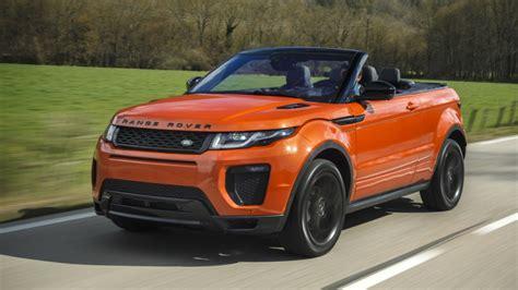 range rover cabrio gebraucht range rover evoque cabrio autos der zukunft