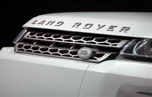 Land Rover Related Emblems