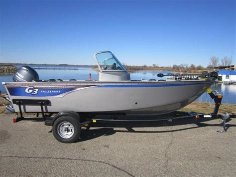 El Dorado Fishing Boat by 2015 G3 V 164 16 Foot 2015 G 3 Boat In El Dorado Ks