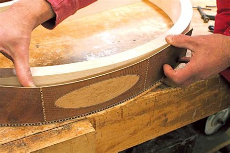 veneering  curve popular woodworking magazine