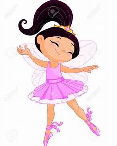 25332220-Illustration-of-a-happy-little-fairy-ballerina ...