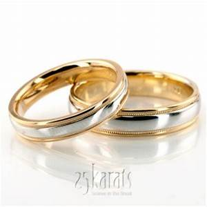 modern wedding rings a new twist on a classic 25karats With wedding rings for both