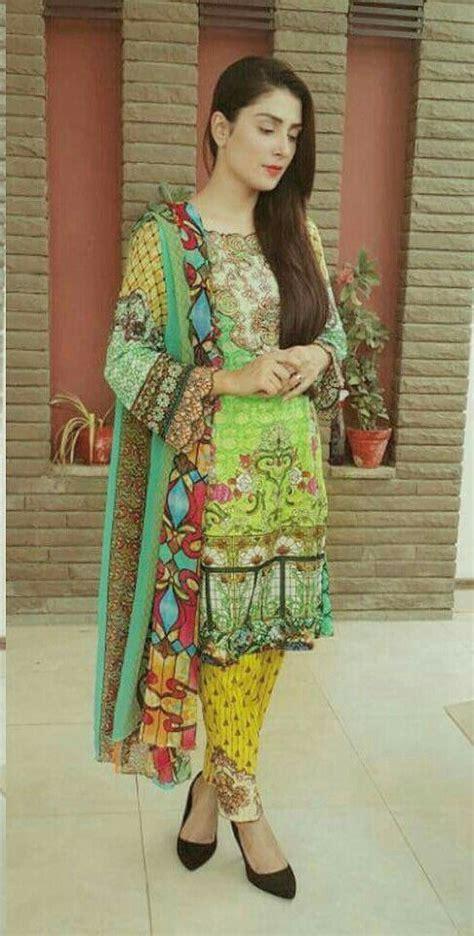 aiza khan celebsss ayeza khan pakistani dresses