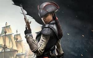 Aveline Assassins Creed 4, HD Games, 4k Wallpapers, Images ...