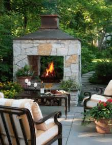 fireplace ideas outdoor 20 outdoor fireplace ideas midwest living