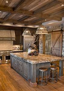 Country, Style, 13, Rustic, Kitchen, Design, Ideas