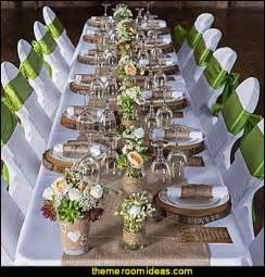 wedding table numbers decorating theme bedrooms maries manor rustic style