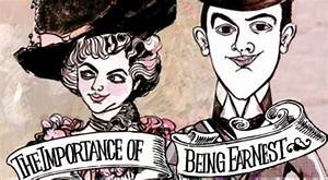 The Importance of Being Earnest by Oscar Wilde – Basics of ...
