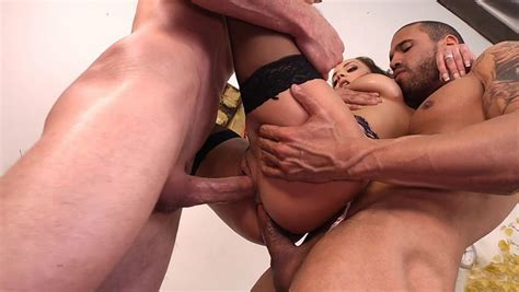 Anal Whore Liza Del Sierra Gets Double Stuffed In The Air Pornstar Movies