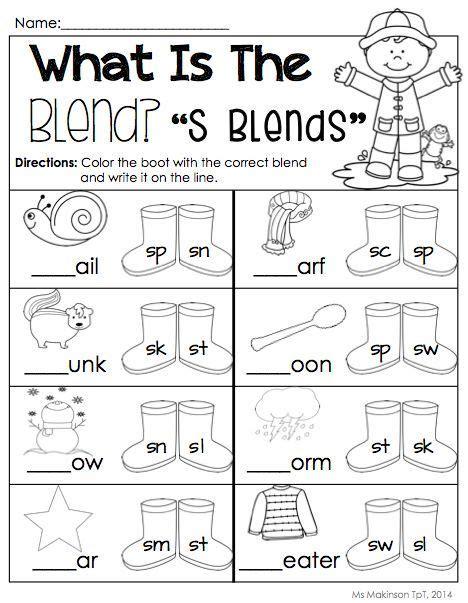 s blends phonics play kindergarten 406 | 56491e9ae07906f4049f6717b44d1917