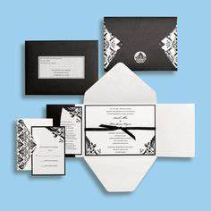 1000 images about wedding invitations on pinterest With michaels clearance wedding invitations