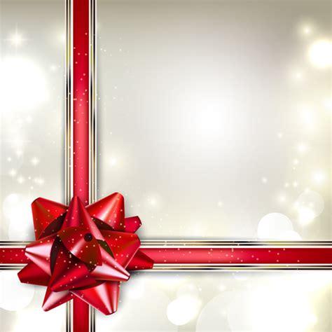 bow christmas cards vector  vector card vector