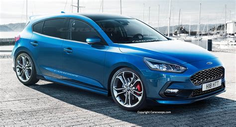 2019 Ford Focus St Back To The Future