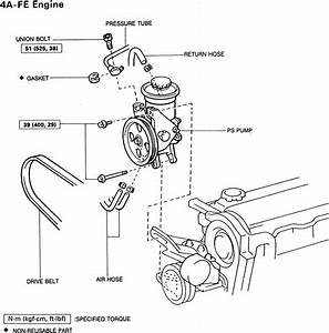 1993 Toyota Pickup Engine Fuse Box Diagram