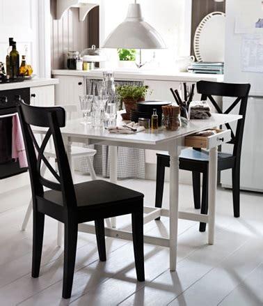 ikea table cuisine blanche table de cuisine moderne ikea