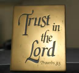 Fully Trust God