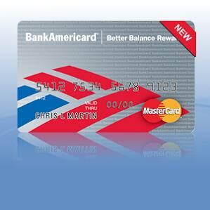 Please enter your zip code we realize that what you desire in a credit card may be different from what other customers want. New Bank of America Credit Card $25 ($30 for Bank of America customer) per quarter for paying on ...