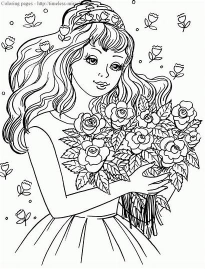 Coloring Adults Pages Adult Colouring Printable Miracle
