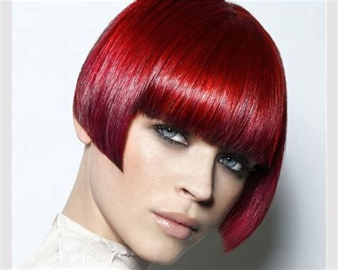 red bob sophie hairstyles