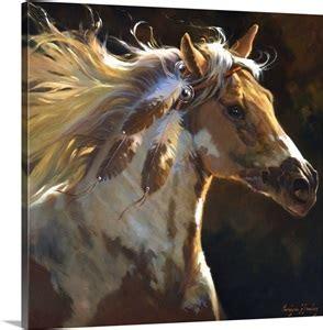 spirit horse photo canvas print great big canvas