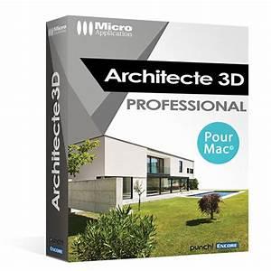 Application Maison 3d : architecte 3d professional 2017 v19 mac ~ Premium-room.com Idées de Décoration