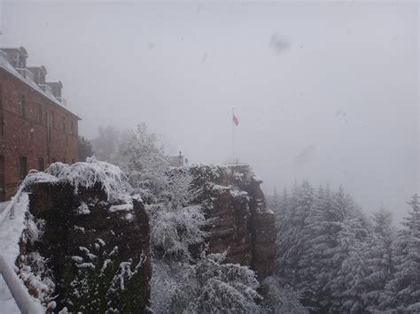meteo mont odile ambiance hivernale au mont st odile photolive toutes les photos m 233 t 233 o en temps r 233 el infoclimat
