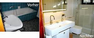 Bad Erneuern Kosten : badrenovierung ~ Markanthonyermac.com Haus und Dekorationen
