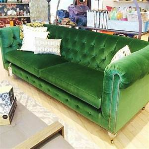 Chesterfield Sofa Samt : das chesterfield sofa 70 fantastische modelle ~ Whattoseeinmadrid.com Haus und Dekorationen