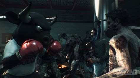 Dead Rising 3 New Screens Show Giant Servbot Heads