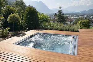 Edelstahlpools samacostyle swimming pools whirlpools for Whirlpool garten mit sanierung von balkonen
