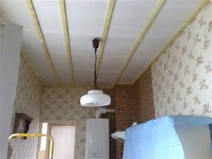 Faux Plafond Placo : faux plafond video isolation id es ~ Dallasstarsshop.com Idées de Décoration