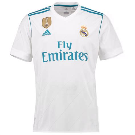 Buy 2017-18 Real Madrid Home Shirt - Youth - Your Jersey