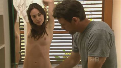 Naked Claire Forlani In False Witness