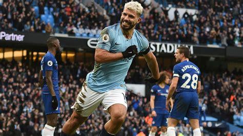 Após anúncio de saída do Manchester City, Aguero entra na ...