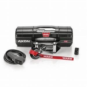 Warn Axon 45 Powersport Winch